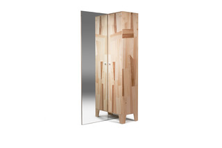 Mirror wardrobe  by  SKITSCH