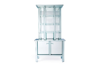 Mirrored Highdresser  von  SKITSCH