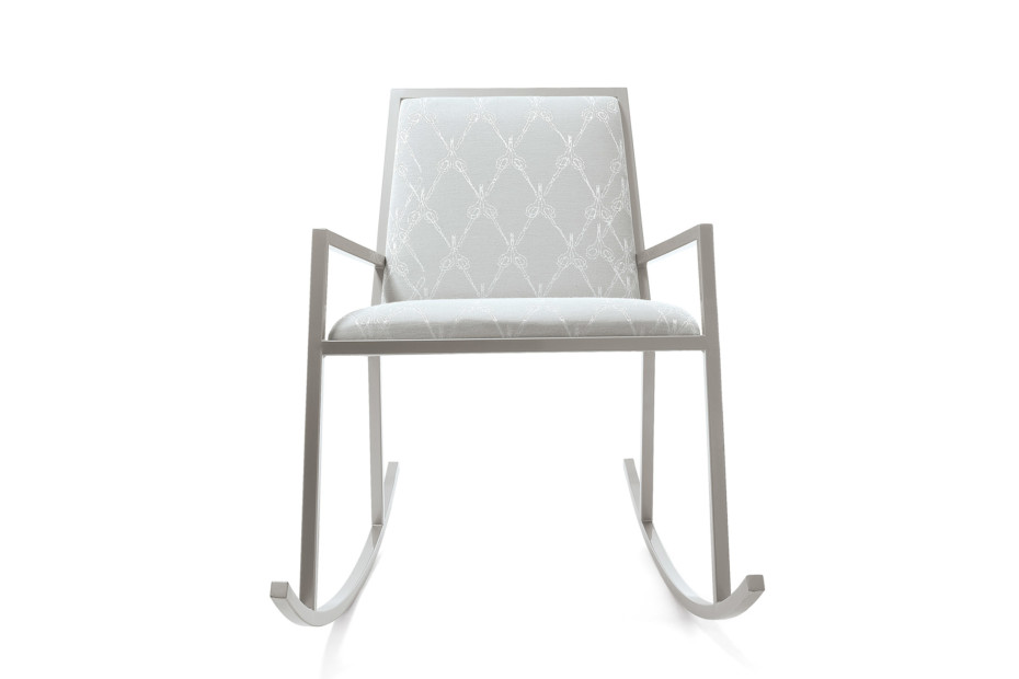 Scissor rocking chair
