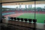 Stadium Letzigrund  by  Sky-Frame