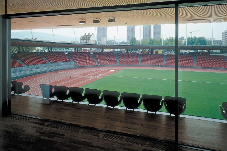 Stadium Letzigrund