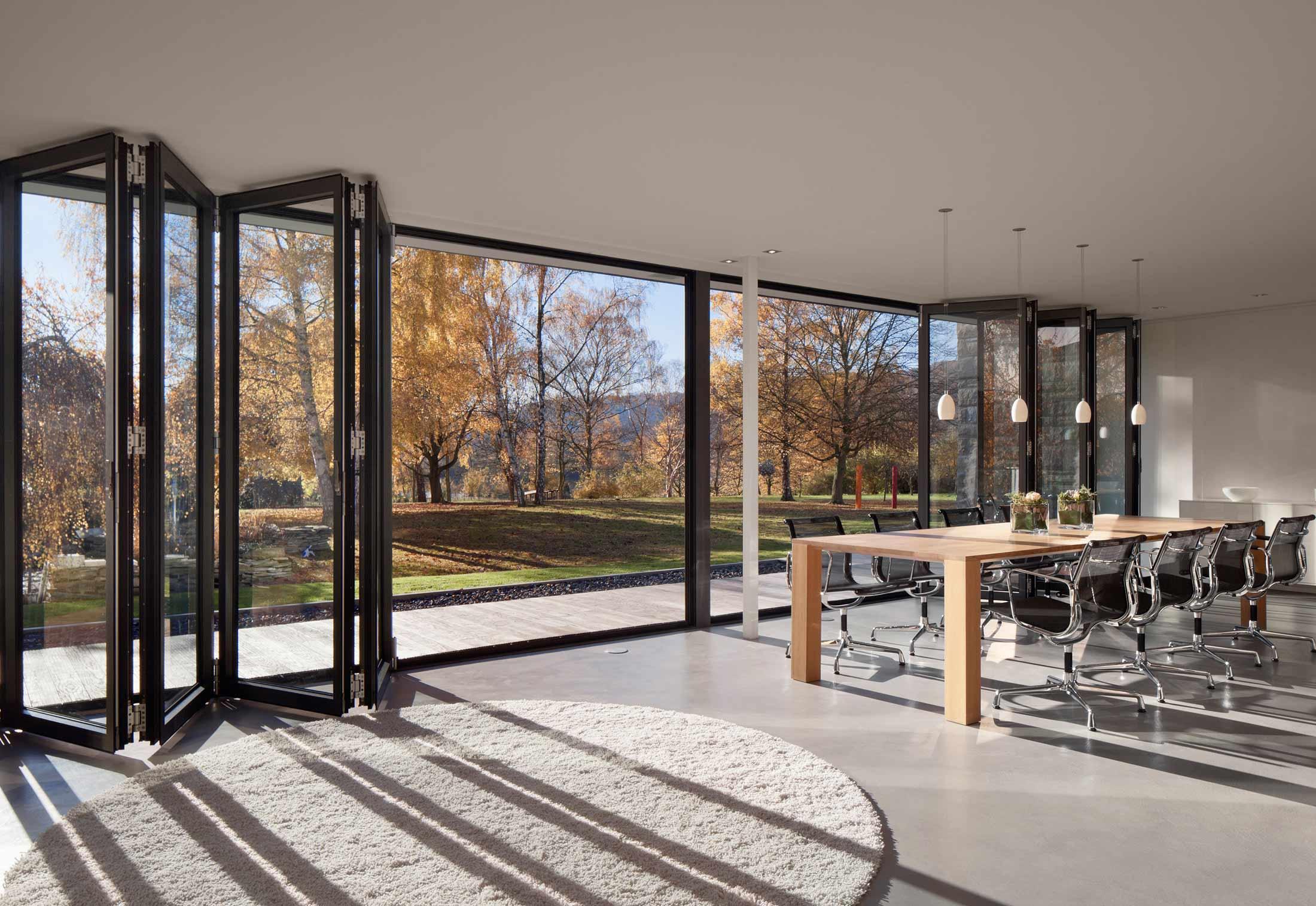 Innenarchitektur Solarlux Falttüren Preise Referenz Von Sl 82 · Sl 82