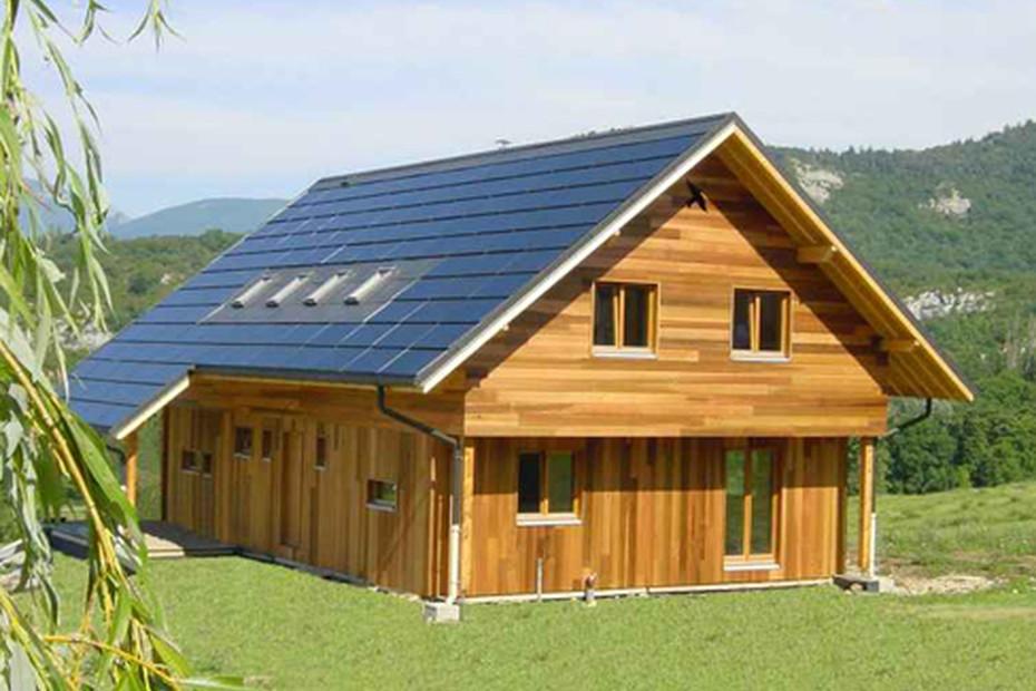 Roof-integrated module SCG-HV-RI