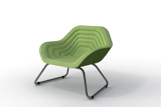 Offseat armchair  by  spHaus