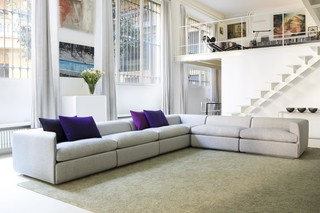 Open sofa  by  spHaus