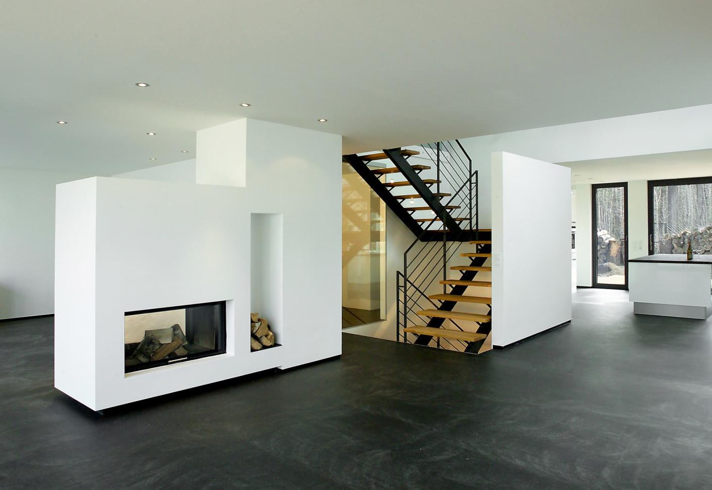 treppe trifft glas 3 0 von spitzbart stylepark. Black Bedroom Furniture Sets. Home Design Ideas