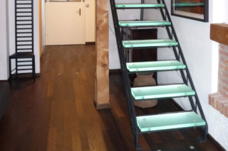 Treppe trifft Glas 5.0  von  Spitzbart