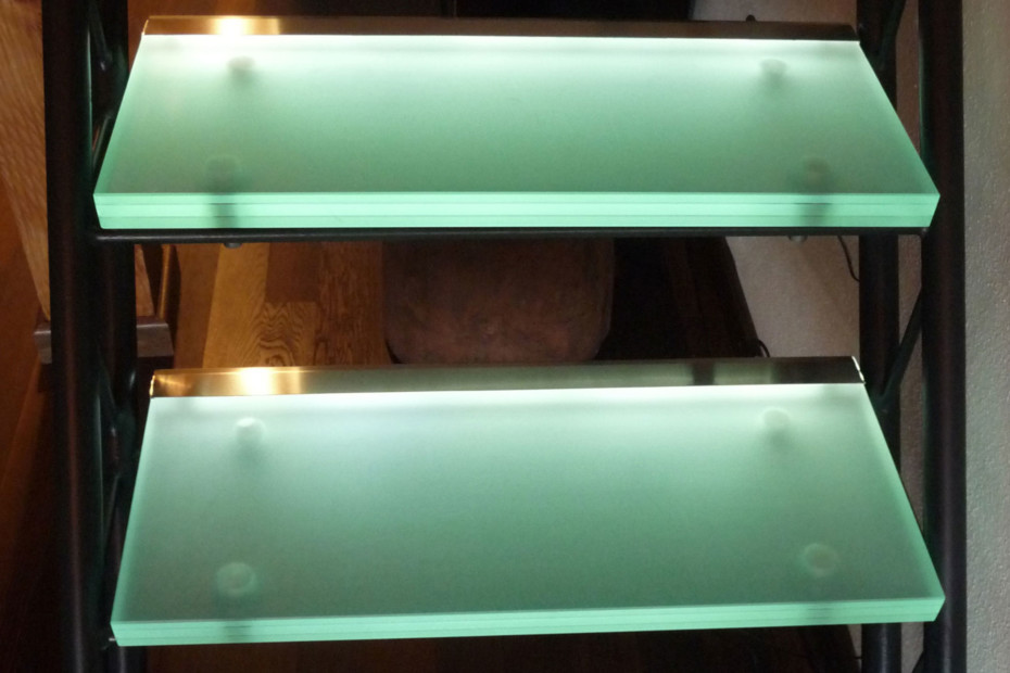Treppe trifft Glas 5.0