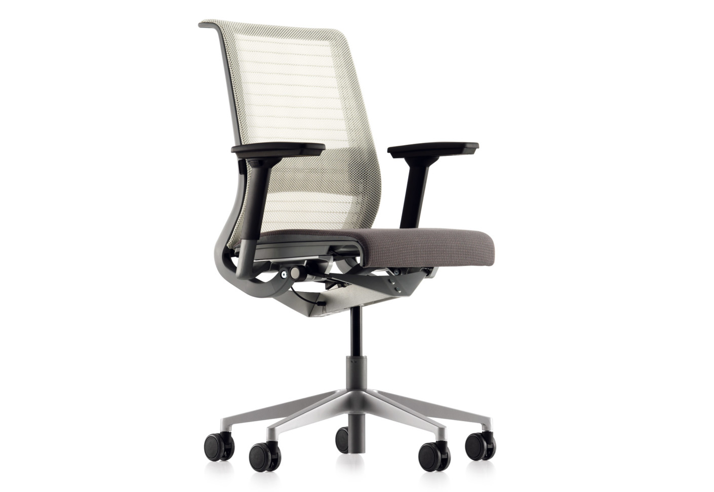 think swivel chair by steelcase stylepark. Black Bedroom Furniture Sets. Home Design Ideas