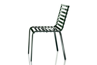 STRIPED chair  by  Magis
