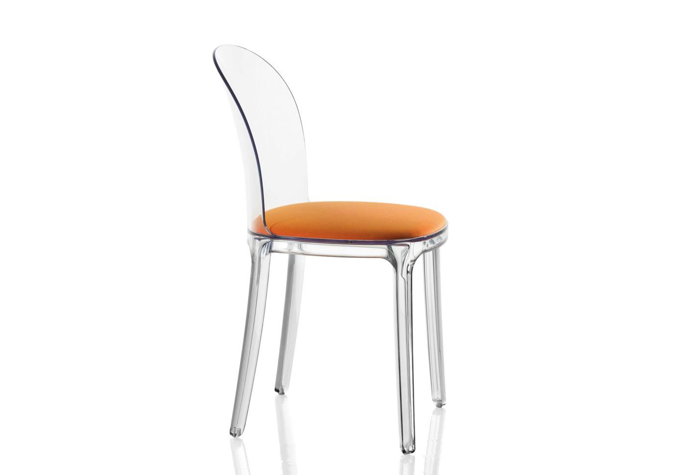 Vanity chair by magis stylepark for Magis stuhl