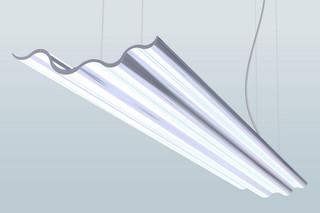 2058 Nematoda suspesion lamp  by  Martinelli Luce
