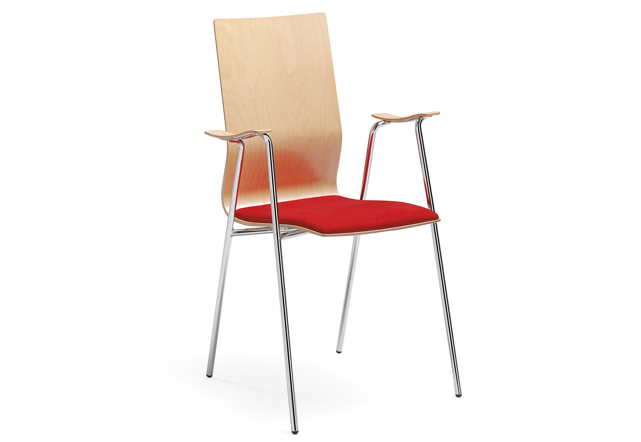 adam stuhl mit armlehne gepolstert von materia stylepark. Black Bedroom Furniture Sets. Home Design Ideas