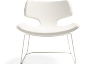 Bone chair with rockers  by  Materia