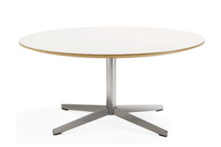 Bone table round  by  Materia