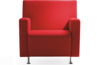 Lobby easy chair  by  Materia