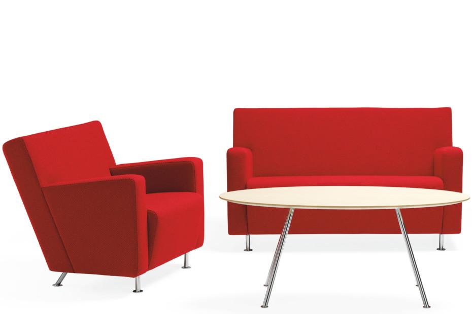 Lobby easy chair