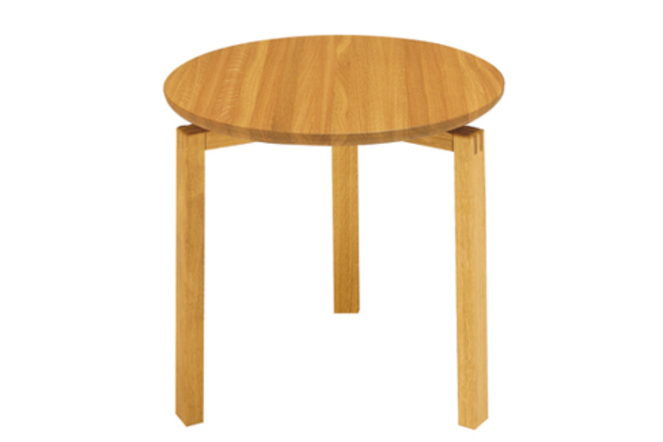 Robust side table round