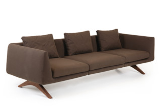 Hepburn sofa  by  Matthew Hilton