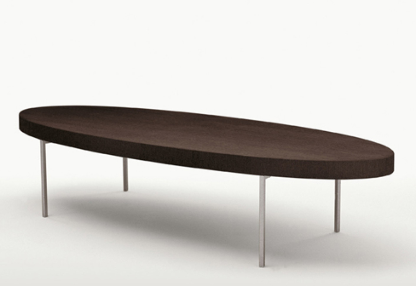 ebe coffee table oval by maxalto stylepark. Black Bedroom Furniture Sets. Home Design Ideas
