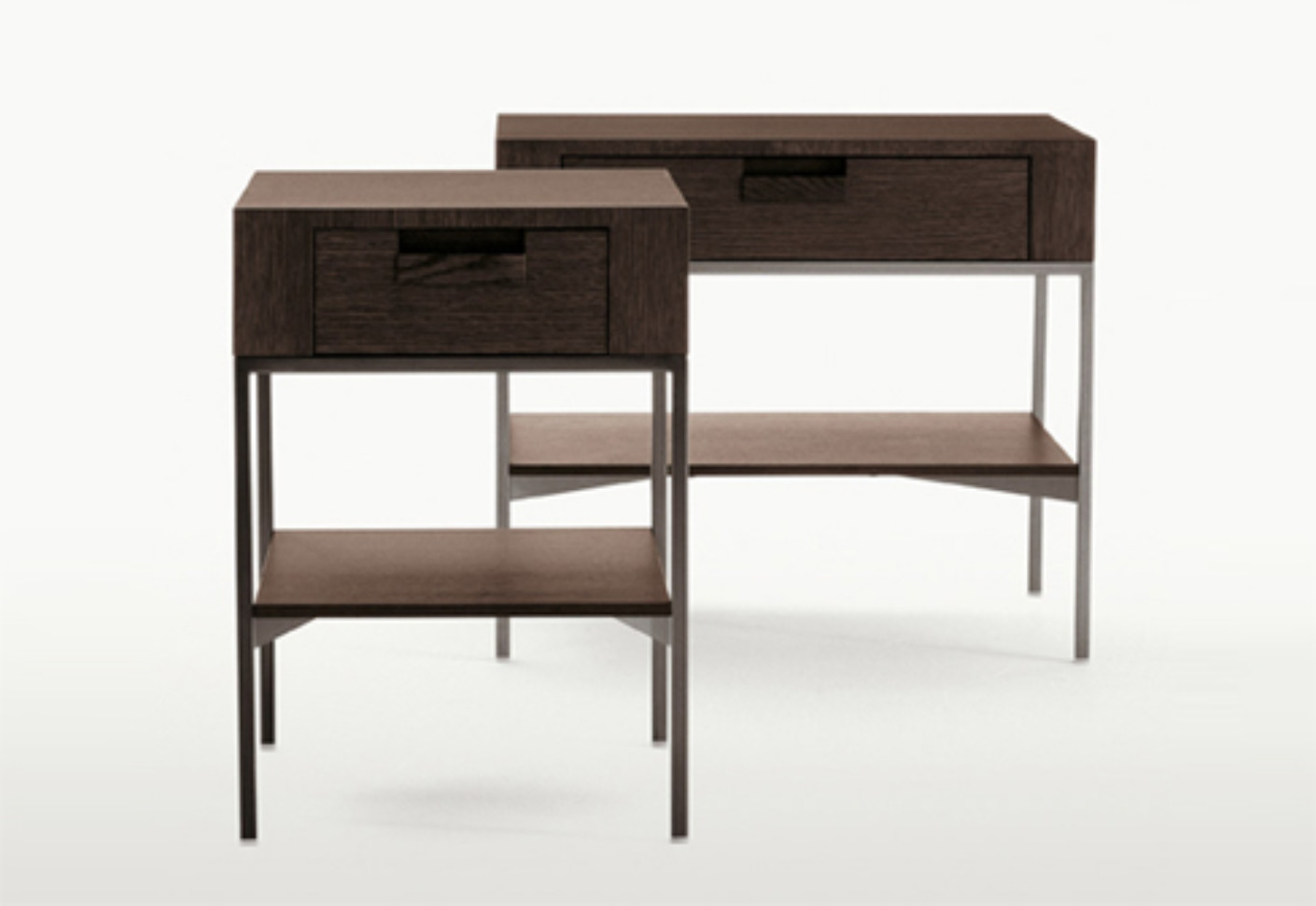 ebe konsole mit schublade von maxalto stylepark. Black Bedroom Furniture Sets. Home Design Ideas