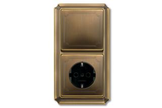 防抱死开关和插座由Merten公司生产