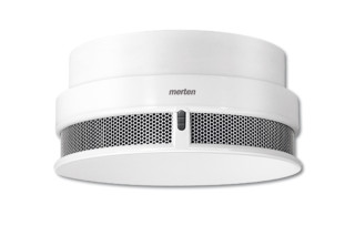 ARGUS Basic longlife smoke detector  by  Merten