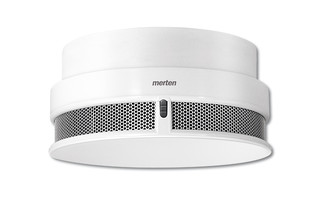 ARGUS Basic longlife smoke detector  by  Merten