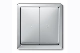 ARTEC Radi push button  by  Merten
