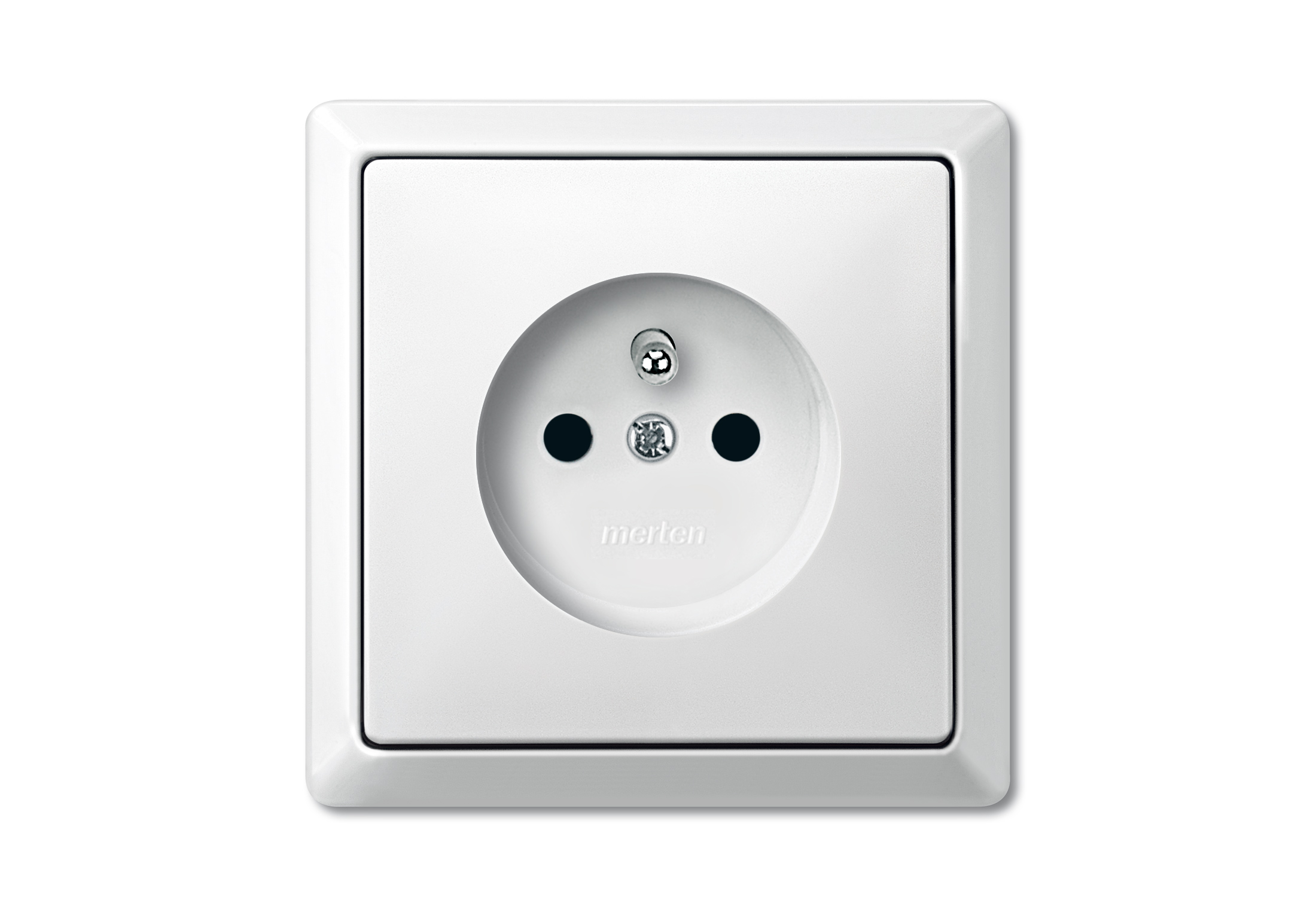 Frames for Artec switches and sockets from Merten 27