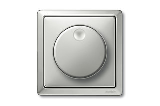 ARTEC STAINLESS STEEL Dimmer  by  Merten