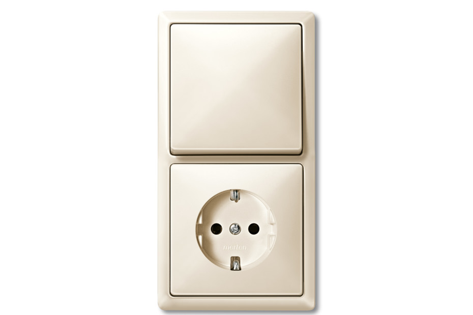 ARTEC Switch and socket combi