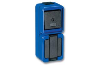 防震开关和插座由Merten组合而成