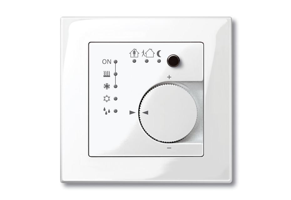 KNX room temperature control