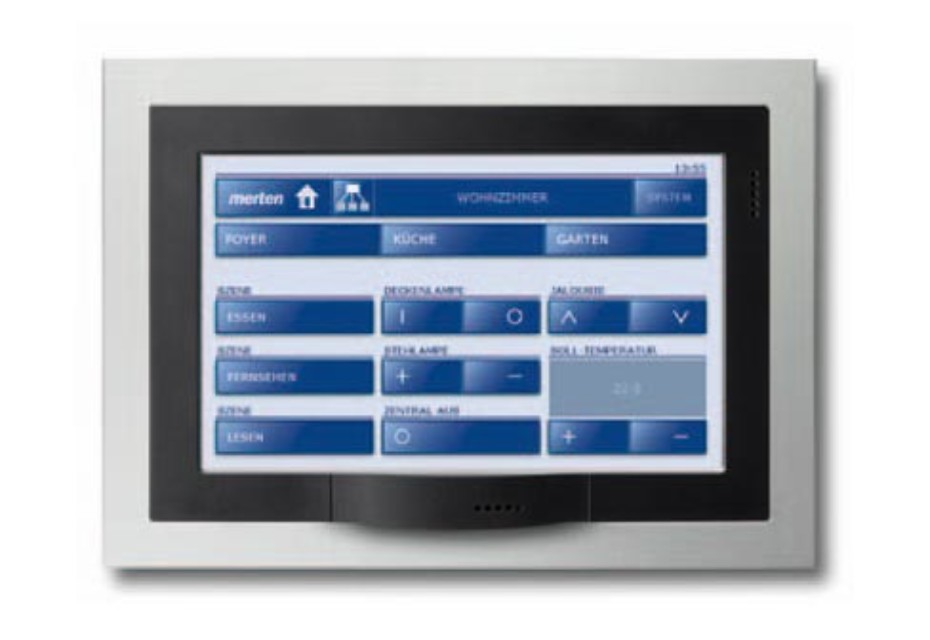 KNX Touch Panel 7""