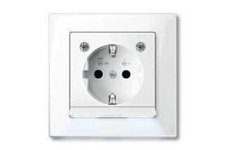 M-PLAN LED socket  by  Merten
