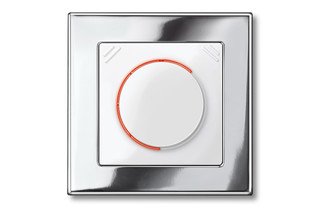 M-PLAN METAL FRAME Dimmer  by  Merten