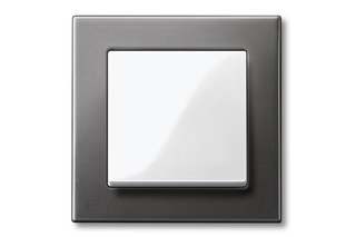 M-PLAN METAL FRAME Key switch  by  Merten