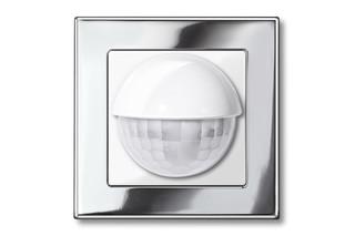 M-PLAN METAL FRAME Movement detector  by  Merten