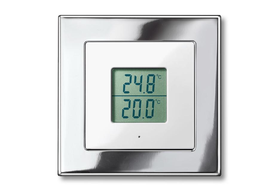 M-PLAN METAL FRAME Radio thermometer