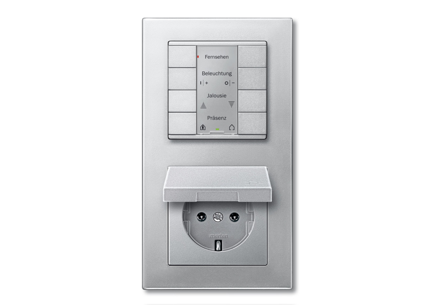m plan multifunction switch socket combination by. Black Bedroom Furniture Sets. Home Design Ideas
