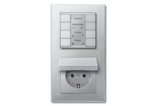 M-PLAN Multifunction switch - socket - combination  by  Merten