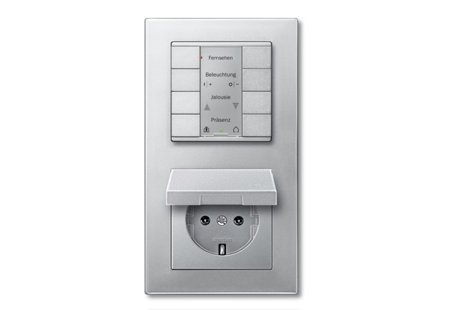 M-PLAN Multifunction switch - socket - combination