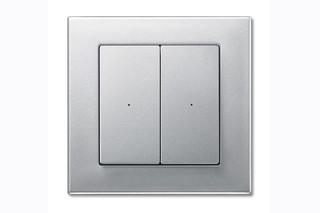 M-PLAN Radio push button  by  Merten