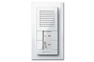 M-PLAN TWINBUS FLUSH-MOUNTED INTERCOM  by  Merten