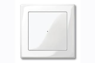 M-SMART Radio push button  by  Merten