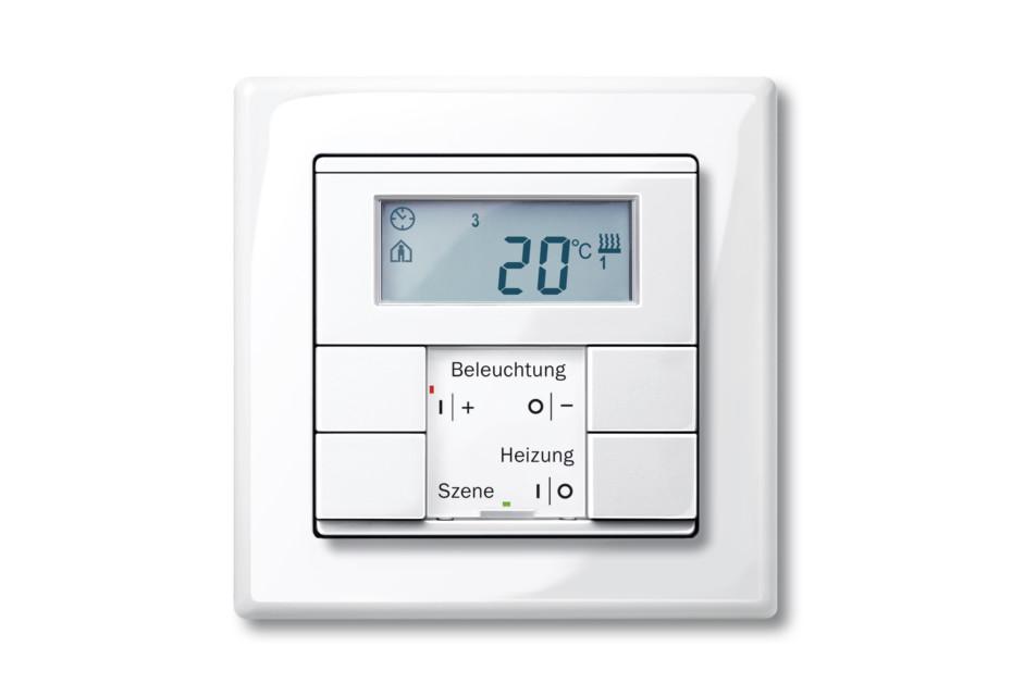 M-SMART Temperatursteuerung mit Multifunktions-Tastern