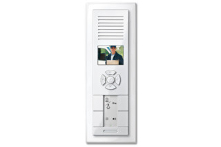 M-SMART TWINBUS VIDEO FLUSH-MOUNTED INTERCOM  by  Merten