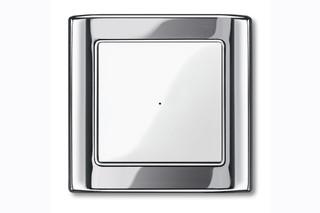 M-STAR Radio push button  by  Merten