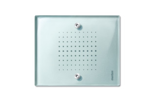 TRANCENT Glass push-buttons  by  Merten